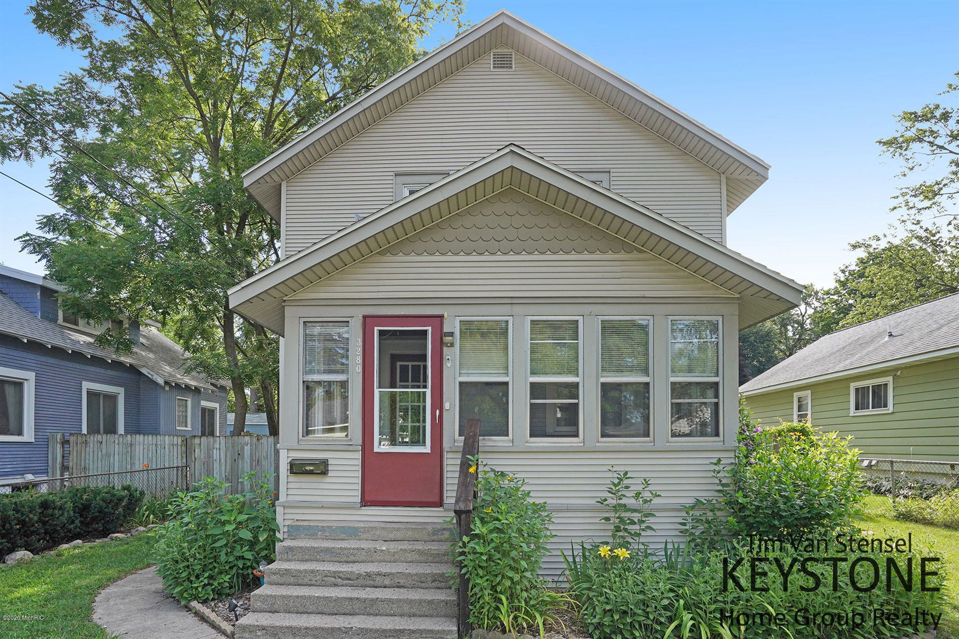 3280 Riverview Avenue NE, Grand Rapids, MI 49525 - MLS#: 20038630