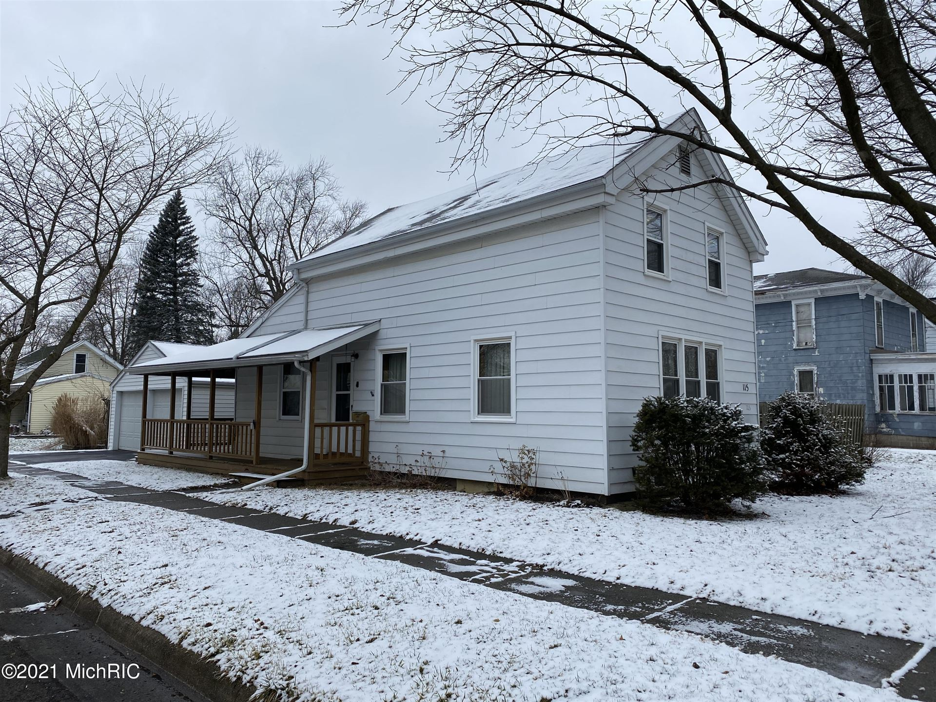 115 N Clay Street, Coldwater, MI 49036 - MLS#: 21001632