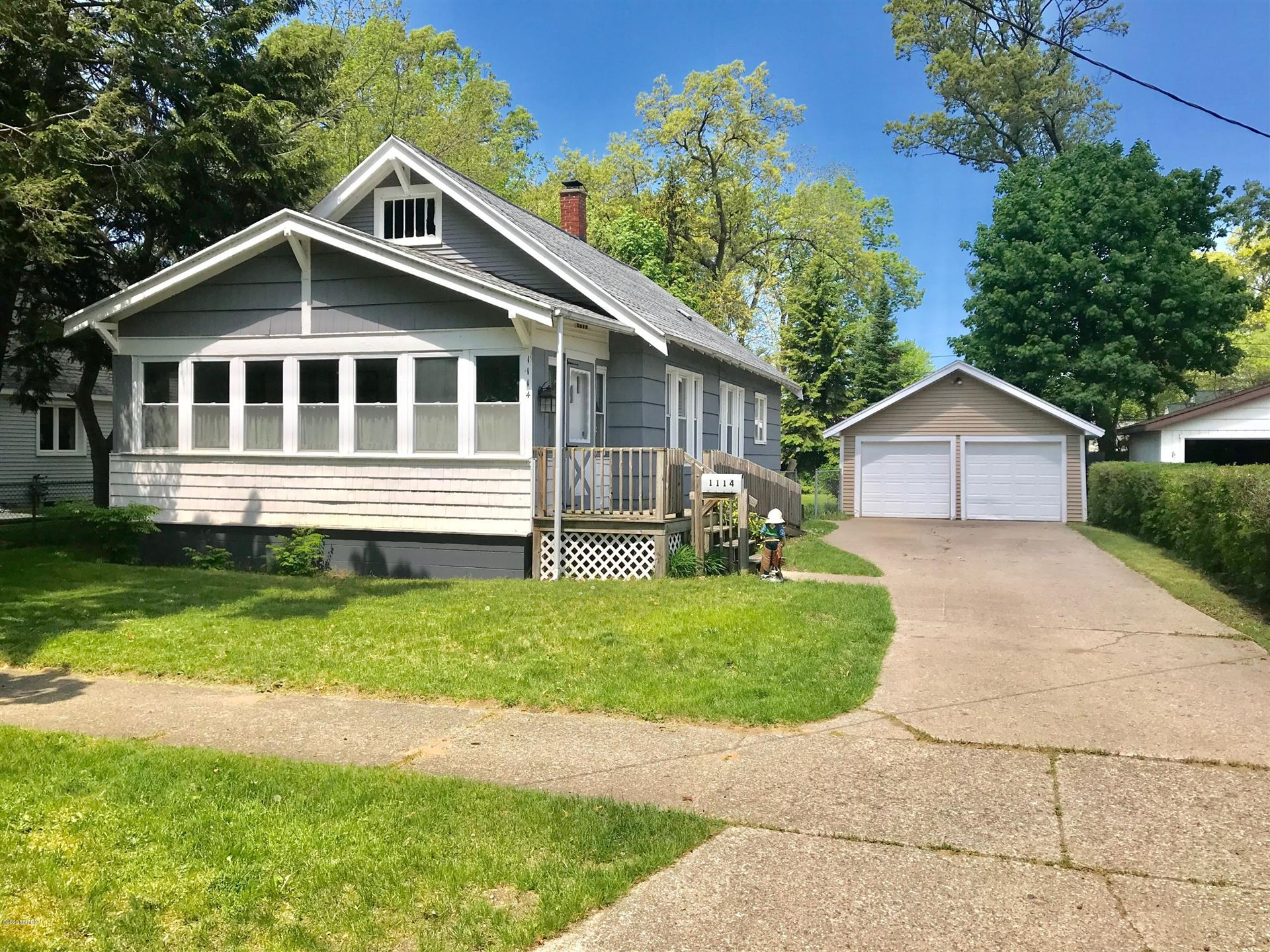 1114 Mills Avenue, North Muskegon, MI 49445 - MLS#: 20018636