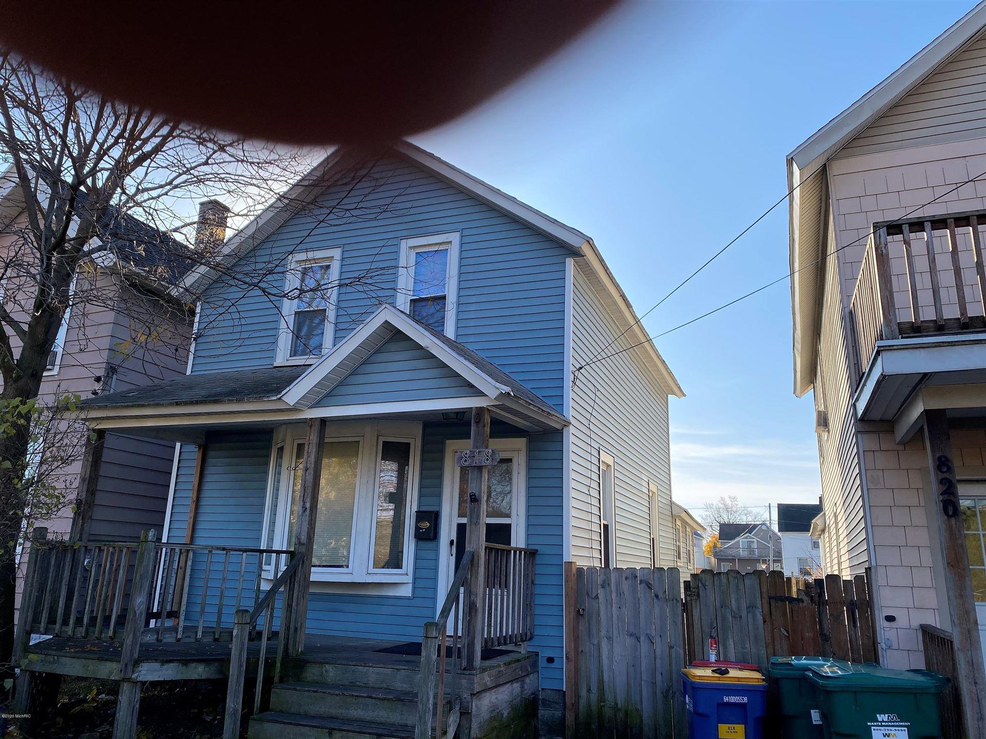 818 First Street NW, Grand Rapids, MI 49504 - MLS#: 20046636