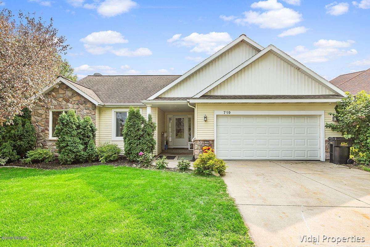719 Garden Ridge Drive, Holland, MI 49423 - MLS#: 20038638