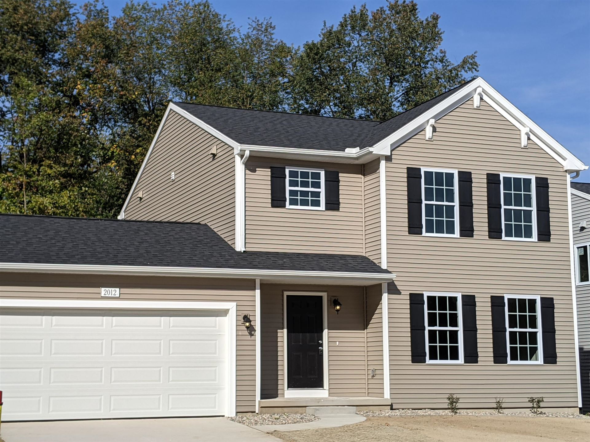 2012 Hillside Drive #22, Greenville, MI 48838 - MLS#: 21100638