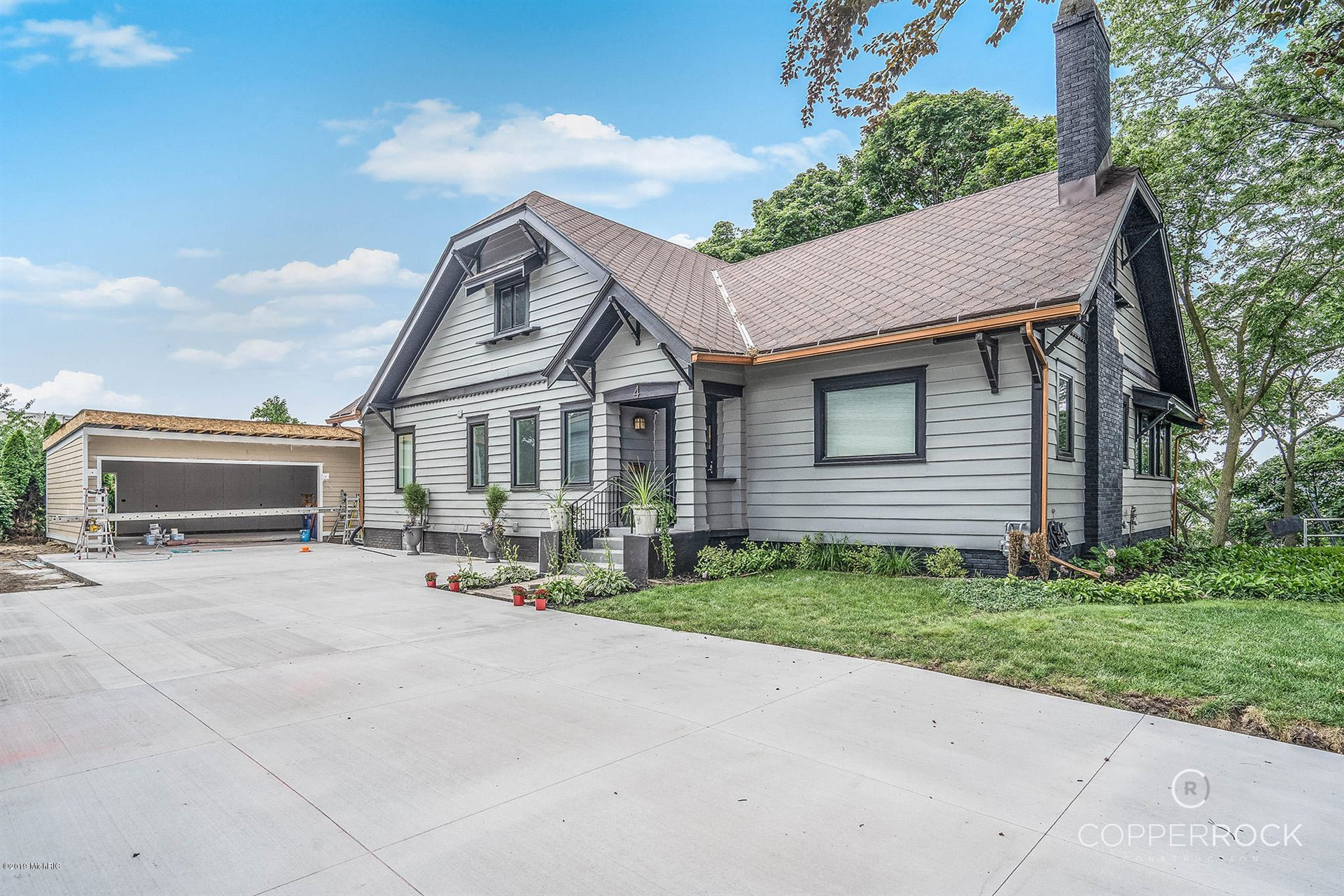 4 Trowbridge Street NE, Grand Rapids, MI 49503 - MLS#: 21004641