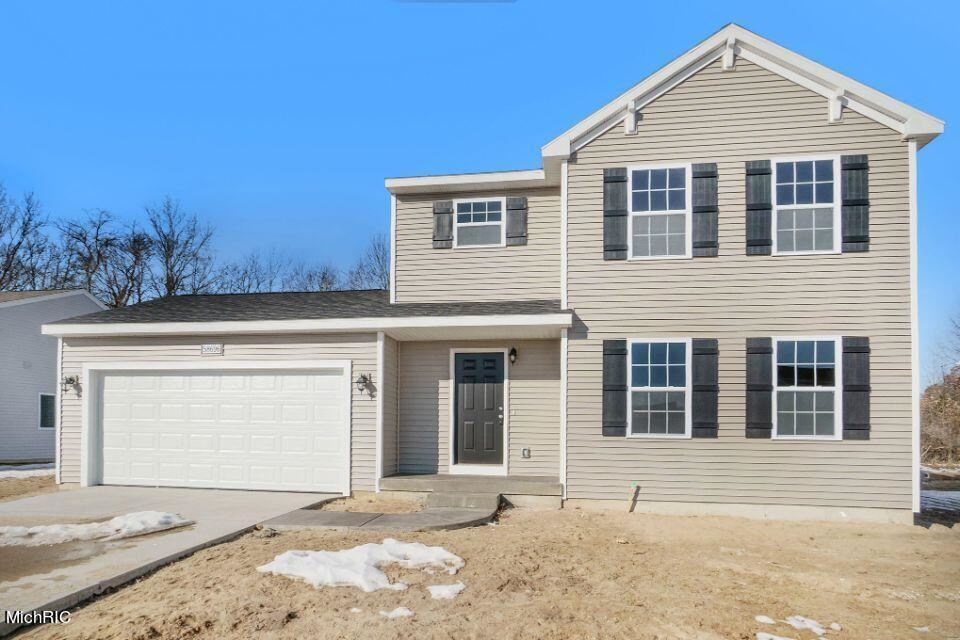 58696 Blue Stem Circle, Mattawan, MI 49071 - #: 20044642