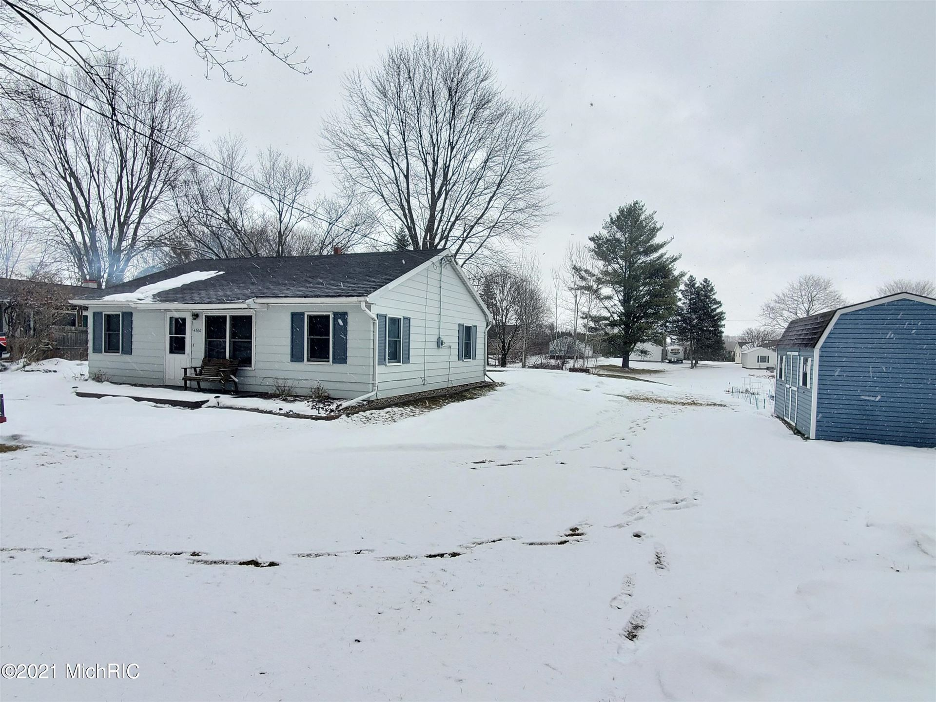 4860 Lordon Lane, Fremont, MI 49412 - MLS#: 21001650