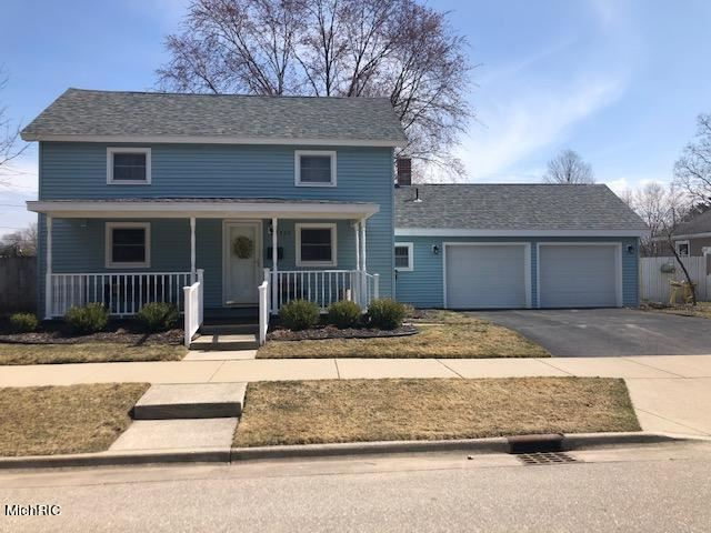 520 Finley Avenue, Big Rapids, MI 49307 - MLS#: 21009651