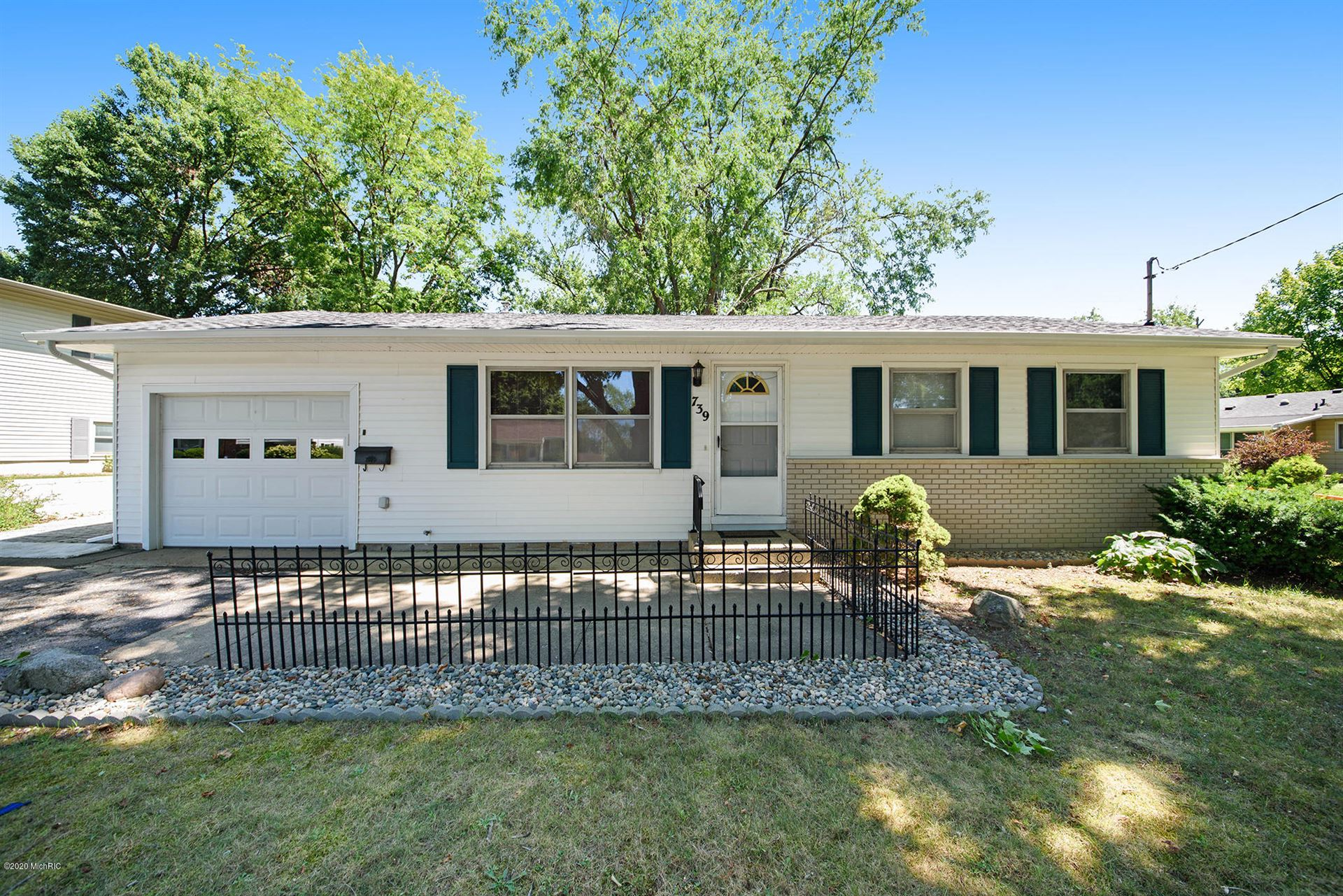 739 Greenridge Road, Battle Creek, MI 49015 - MLS#: 20032652