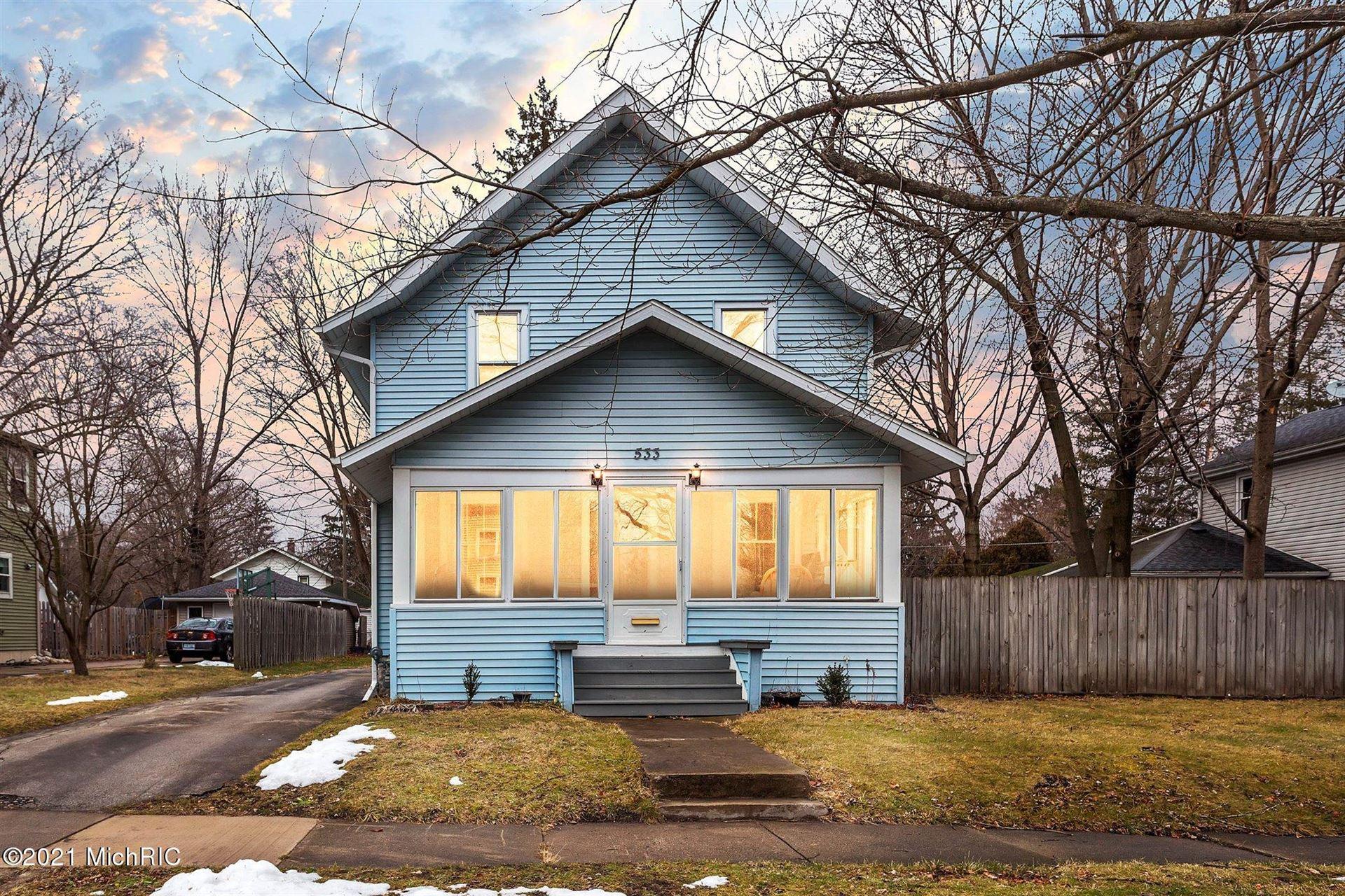 Photo for 533 Union Street, Niles, MI 49120 (MLS # 21001654)