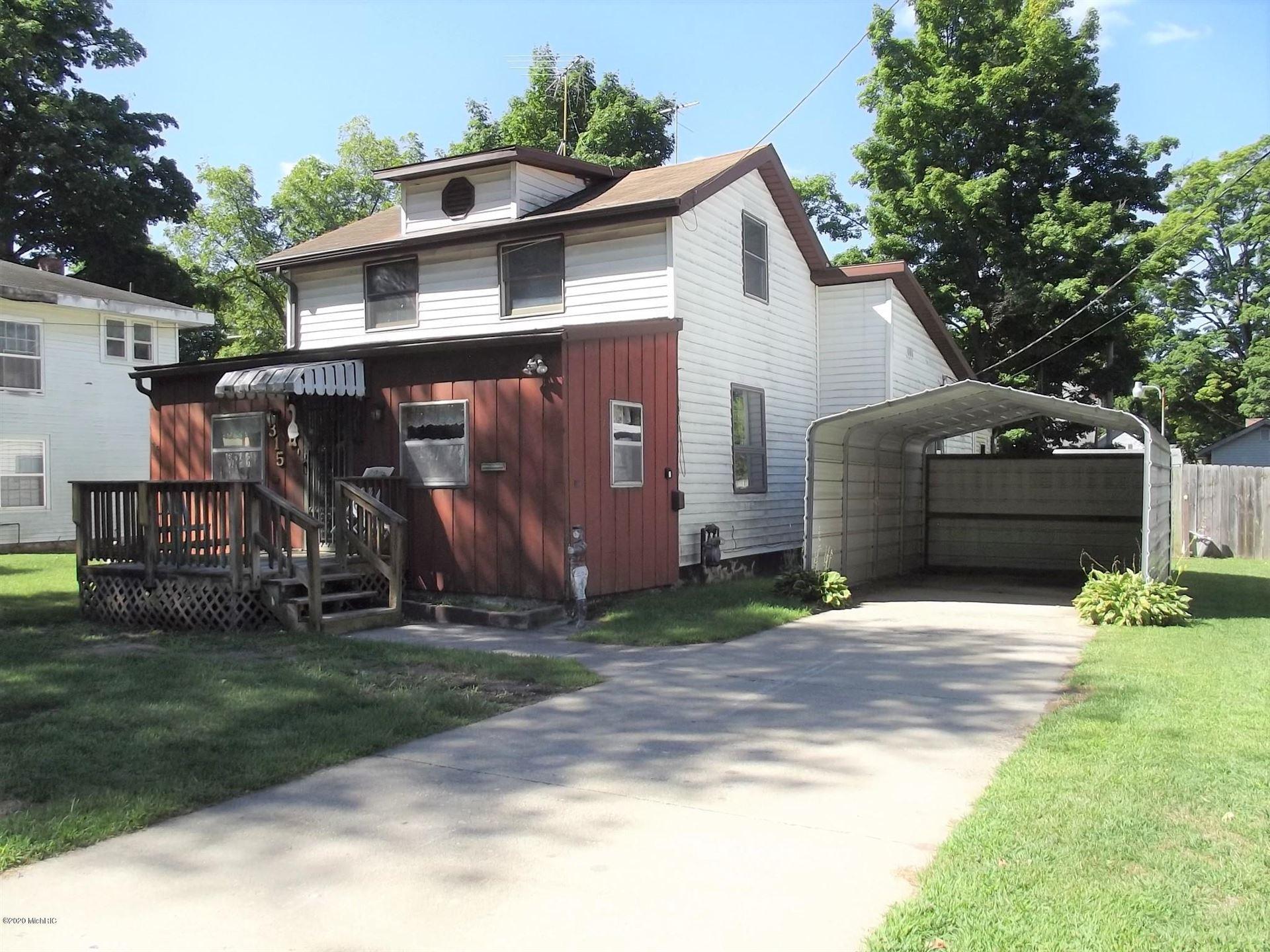 315 McOmber Street, Dowagiac, MI 49047 - MLS#: 20034657