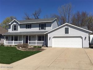 Photo of 3063 Rivervale Drive SW, Grandville, MI 49418 (MLS # 19017662)