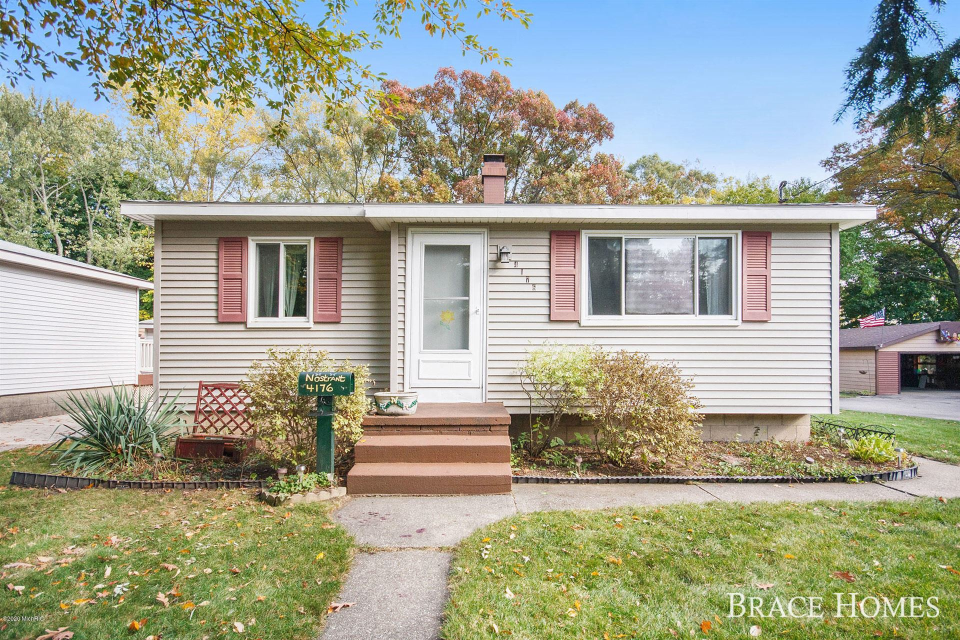 4176 Madison Avenue SE, Grand Rapids, MI 49548 - #: 20044665