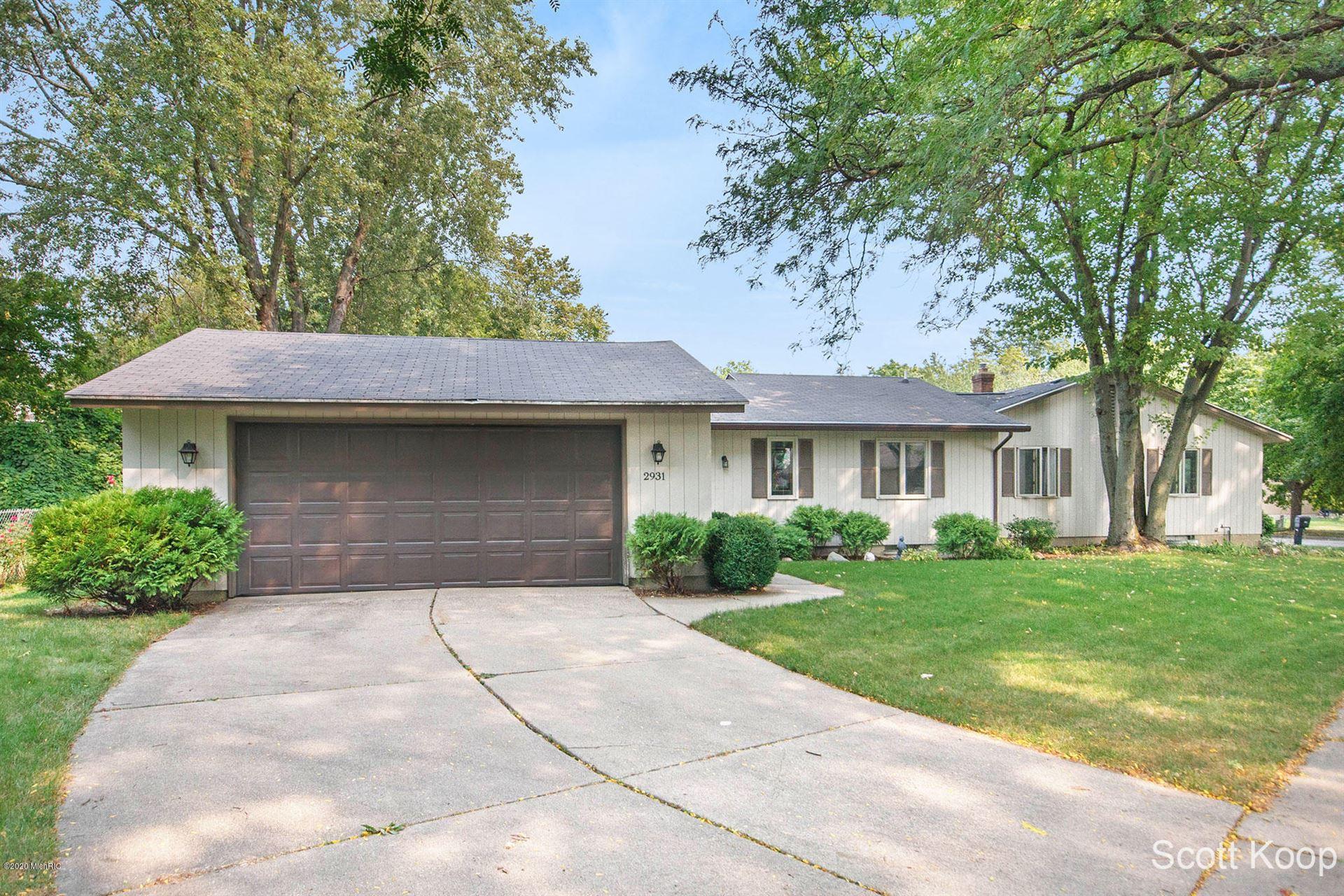 2931 Mulford Drive SE, Grand Rapids, MI 49546 - MLS#: 20038668
