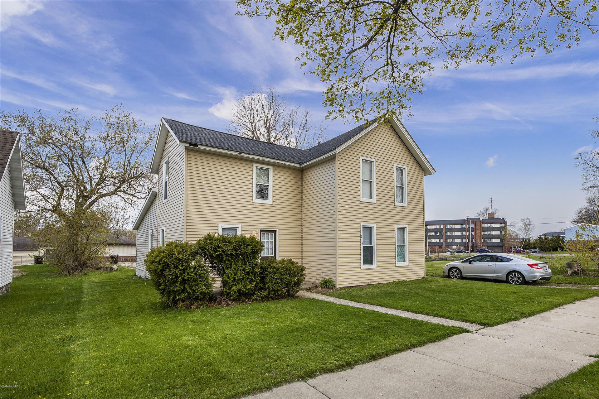 215 2nd Avenue, Big Rapids, MI 49307 - MLS#: 20015675