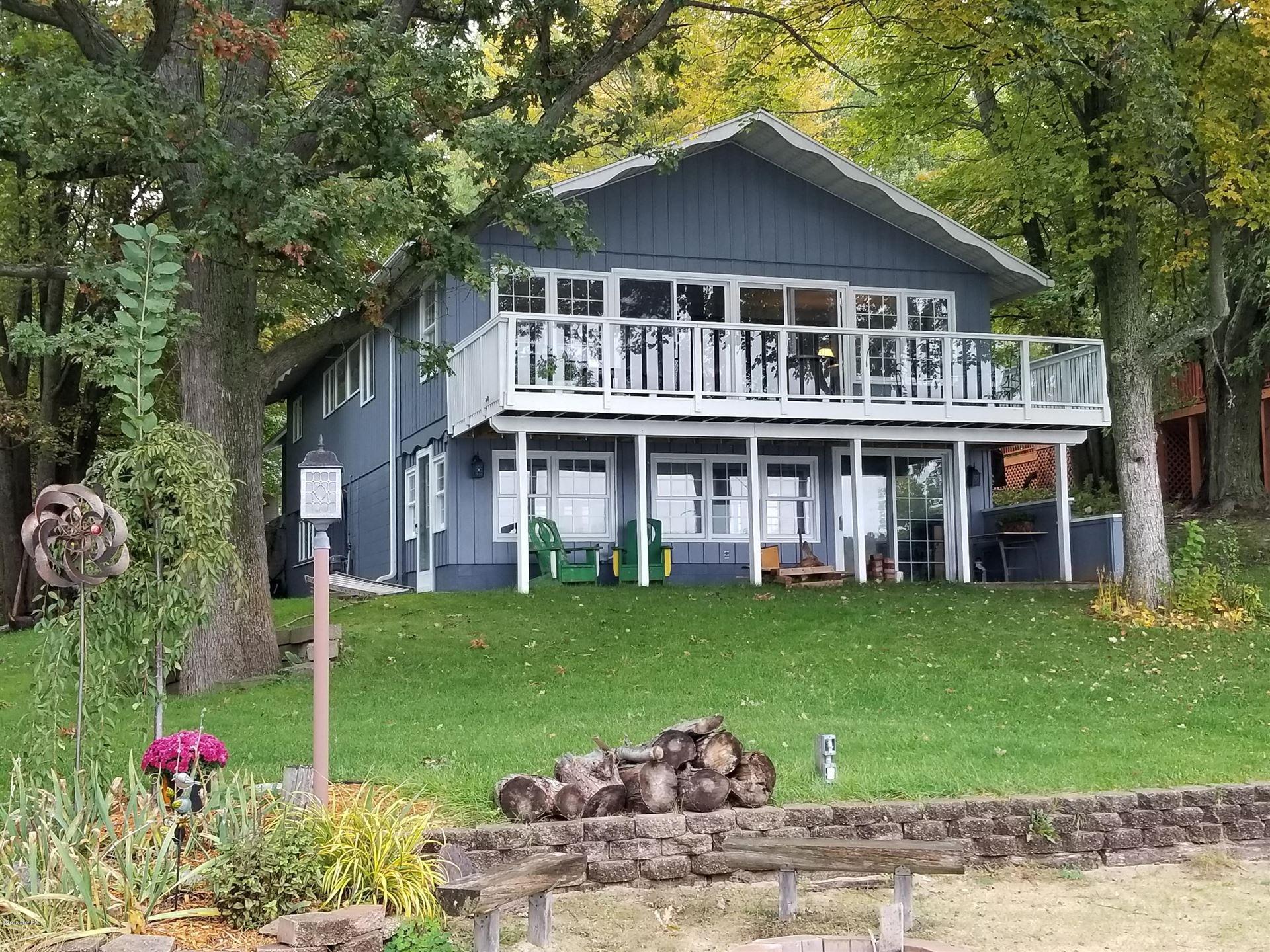 7765 W Lake Drive, Canadian Lakes, MI 49346 - MLS#: 21096676