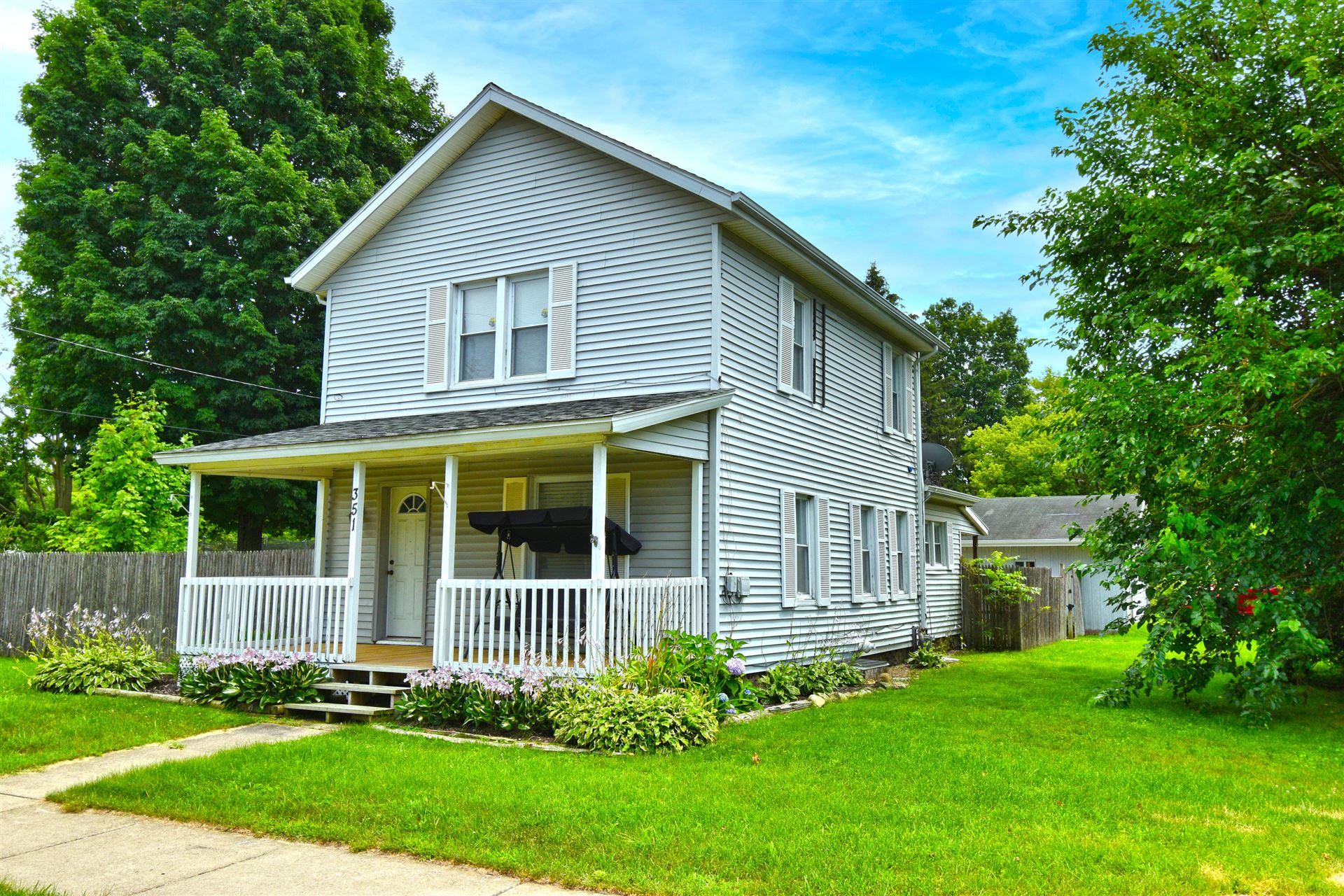 351 W Pleasant Street, Watervliet, MI 49098 - MLS#: 21097676