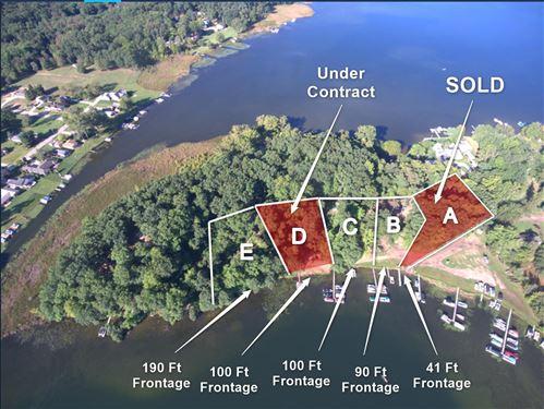 Photo of Parcel J Mack Island Road, Grass Lake, MI 49240 (MLS # 21106677)