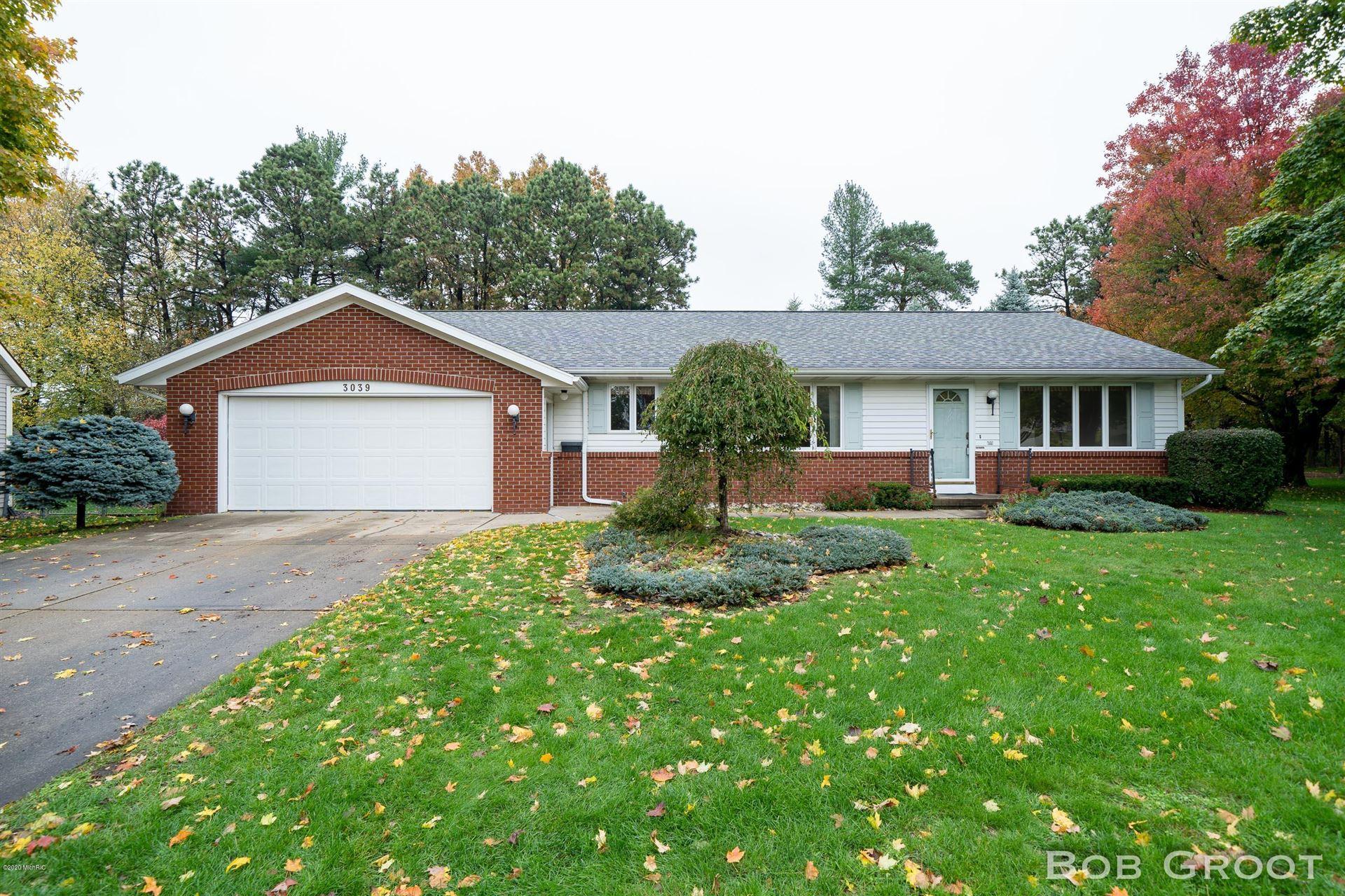 3039 Pine Meadow Drive SW, Grandville, MI 49418 - MLS#: 20044678