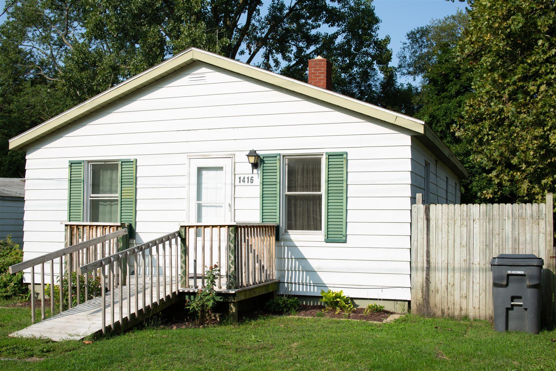 1416 Rose Avenue, Benton Harbor, MI 49022 - MLS#: 20038683