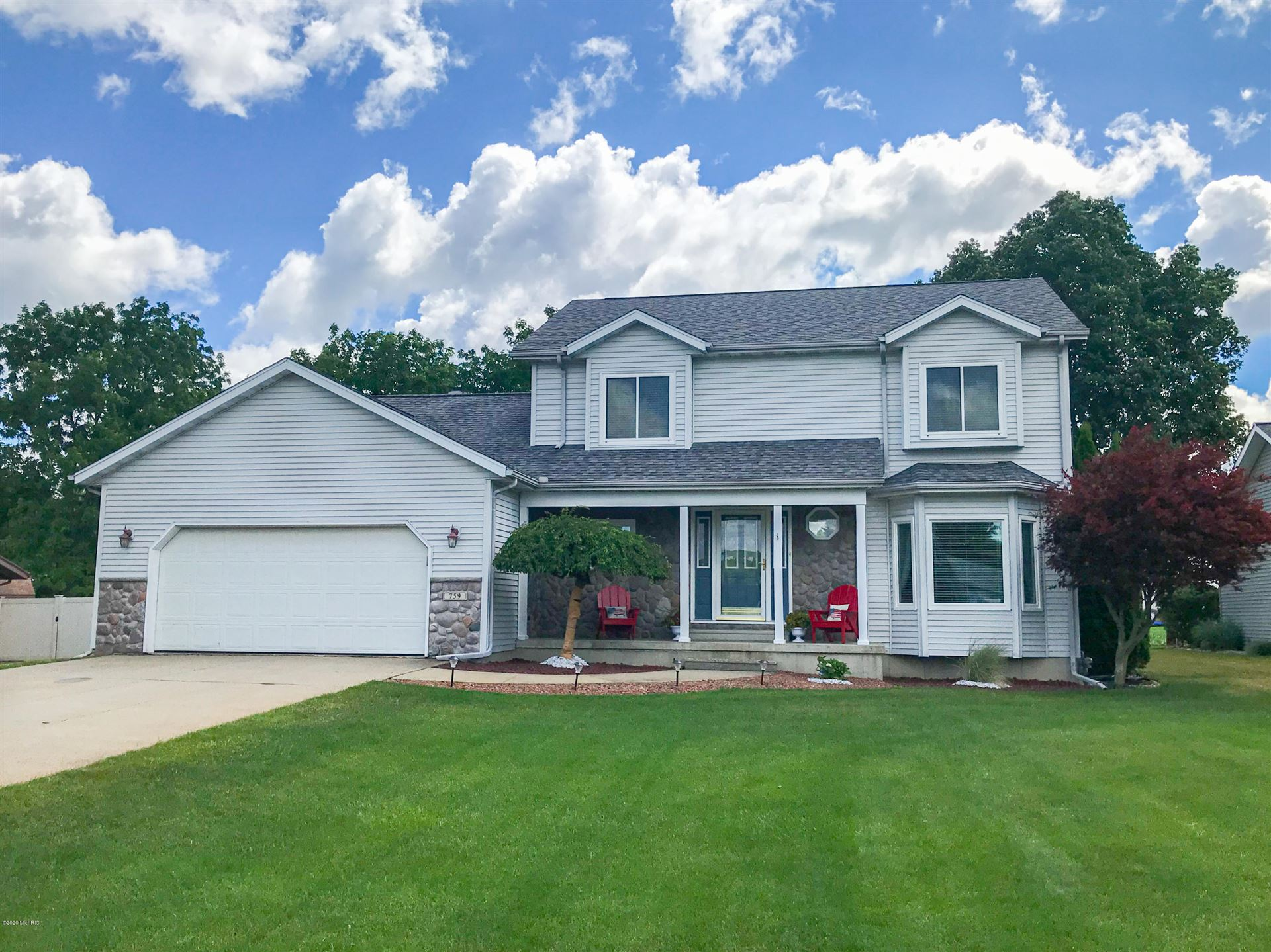 759 Tomahawk Trail, Coldwater, MI 49036 - MLS#: 20023684