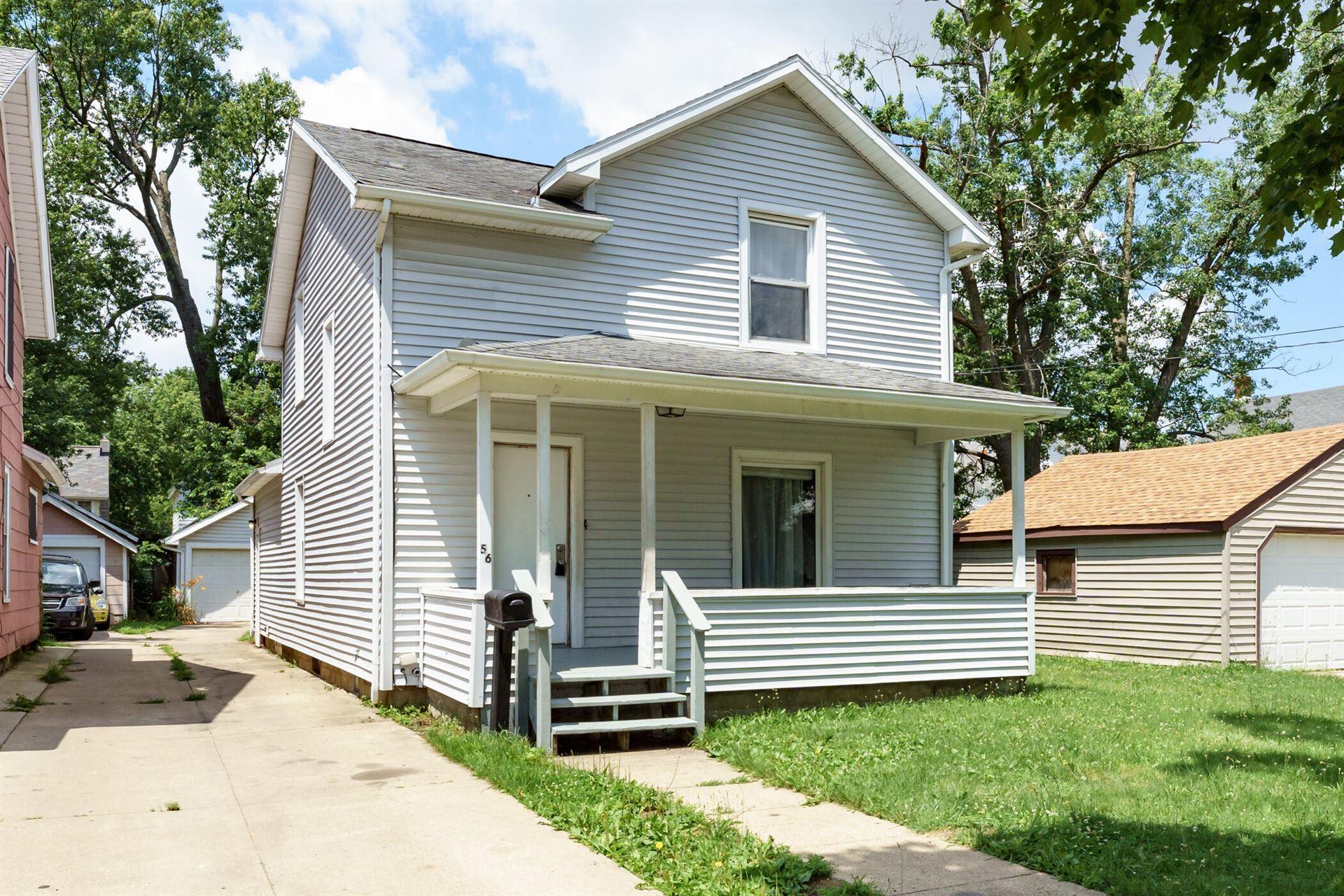 56 Marjorie Street, Battle Creek, MI 49014 - MLS#: 21025691