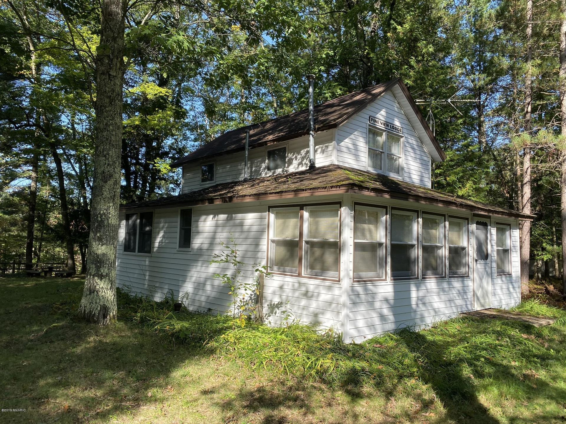 7455 N Little Manistee River Dr. Drive, Irons, MI 49644 - MLS#: 18034693