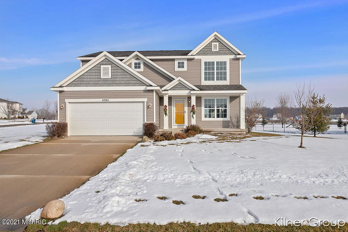4301 Russell Way Drive NE, Cedar Springs, MI 49319 - MLS#: 21001705