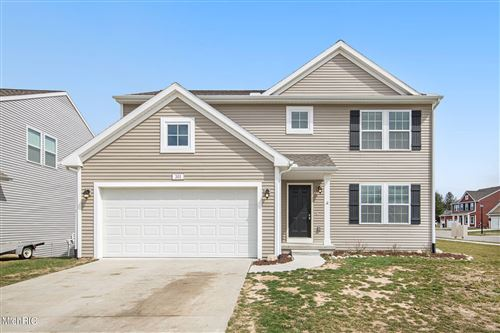 Photo of 301 Wagonwheel Court Court, Cedar Springs, MI 49319 (MLS # 21011708)