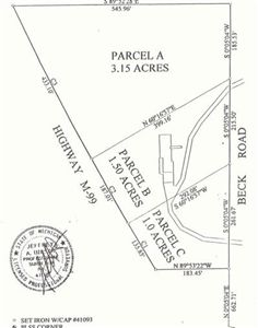 Photo of M 99 Road, Jonesville, MI 49250 (MLS # 2427709)