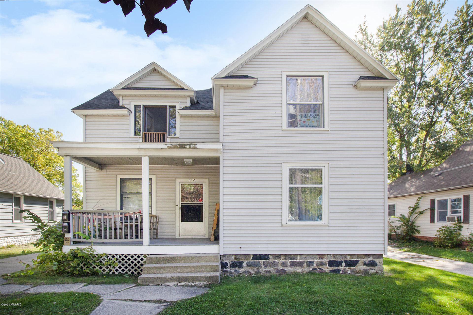 840 Crosby Street NW, Grand Rapids, MI 49504 - MLS#: 20042711