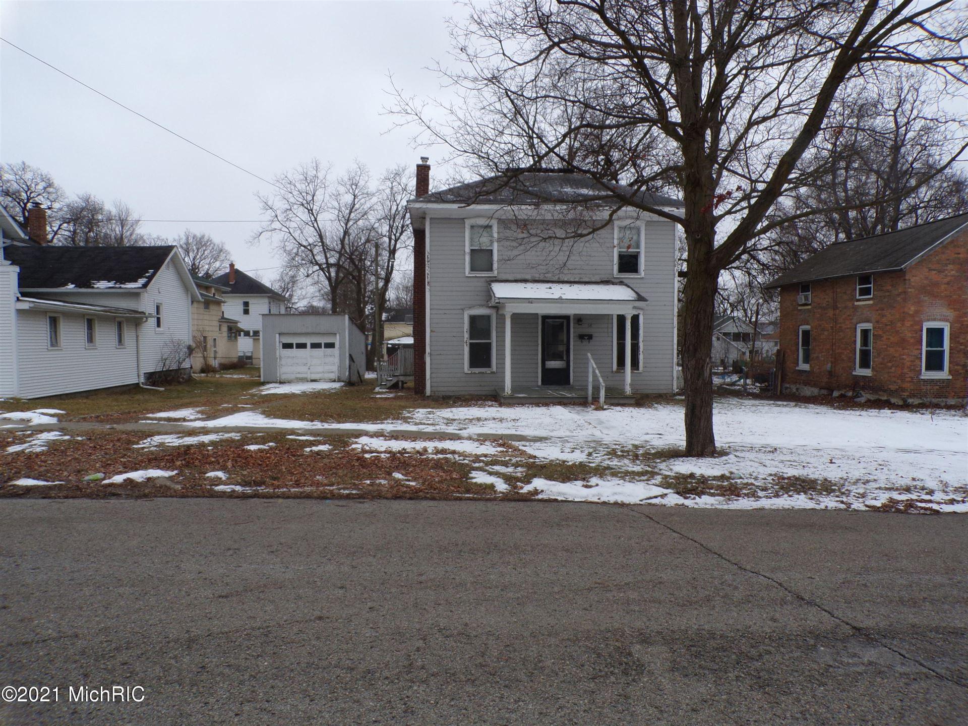 58 Howder Street, Hillsdale, MI 49242 - MLS#: 21003713