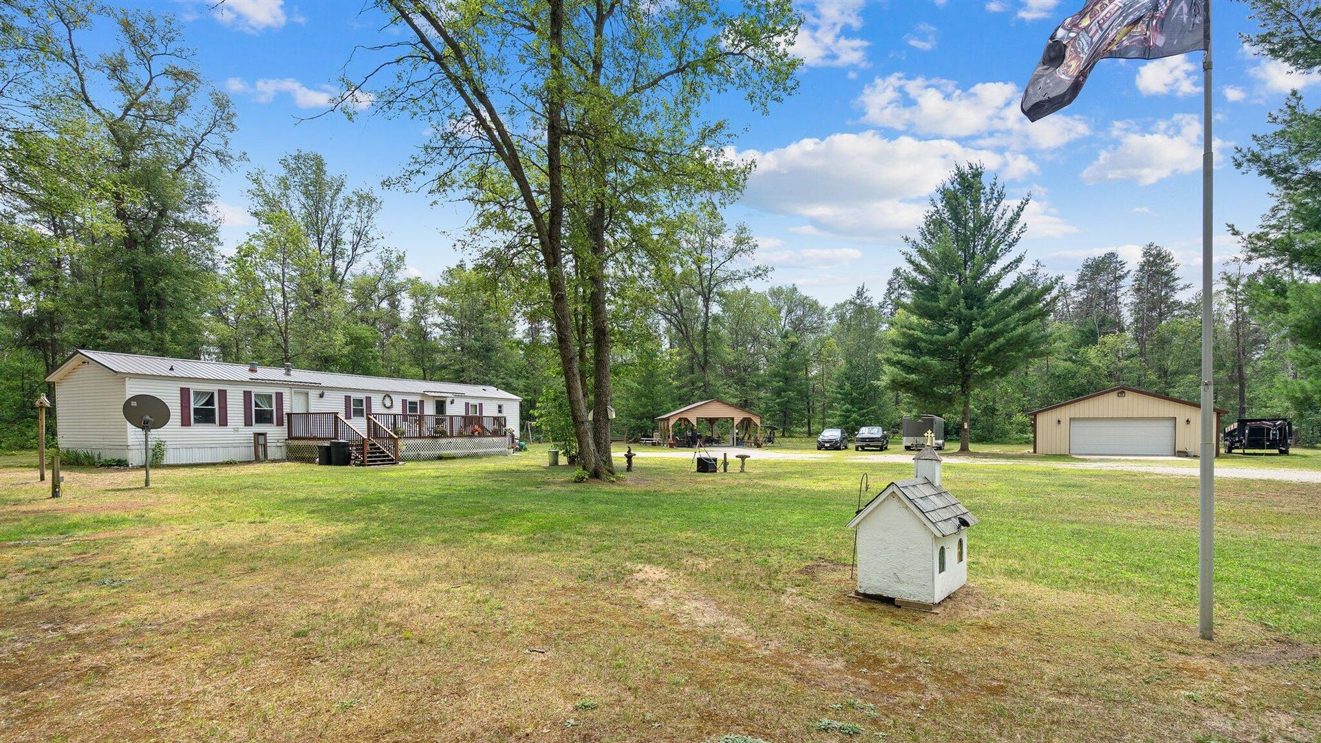 5153 S Nelson Road, Chase, MI 49623 - MLS#: 21100716