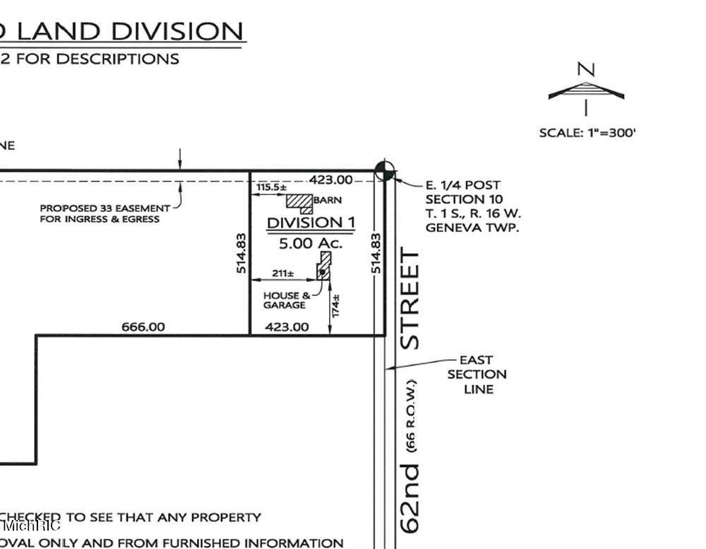 06140 62nd Street, South Haven, MI 49090 - MLS#: 21005721