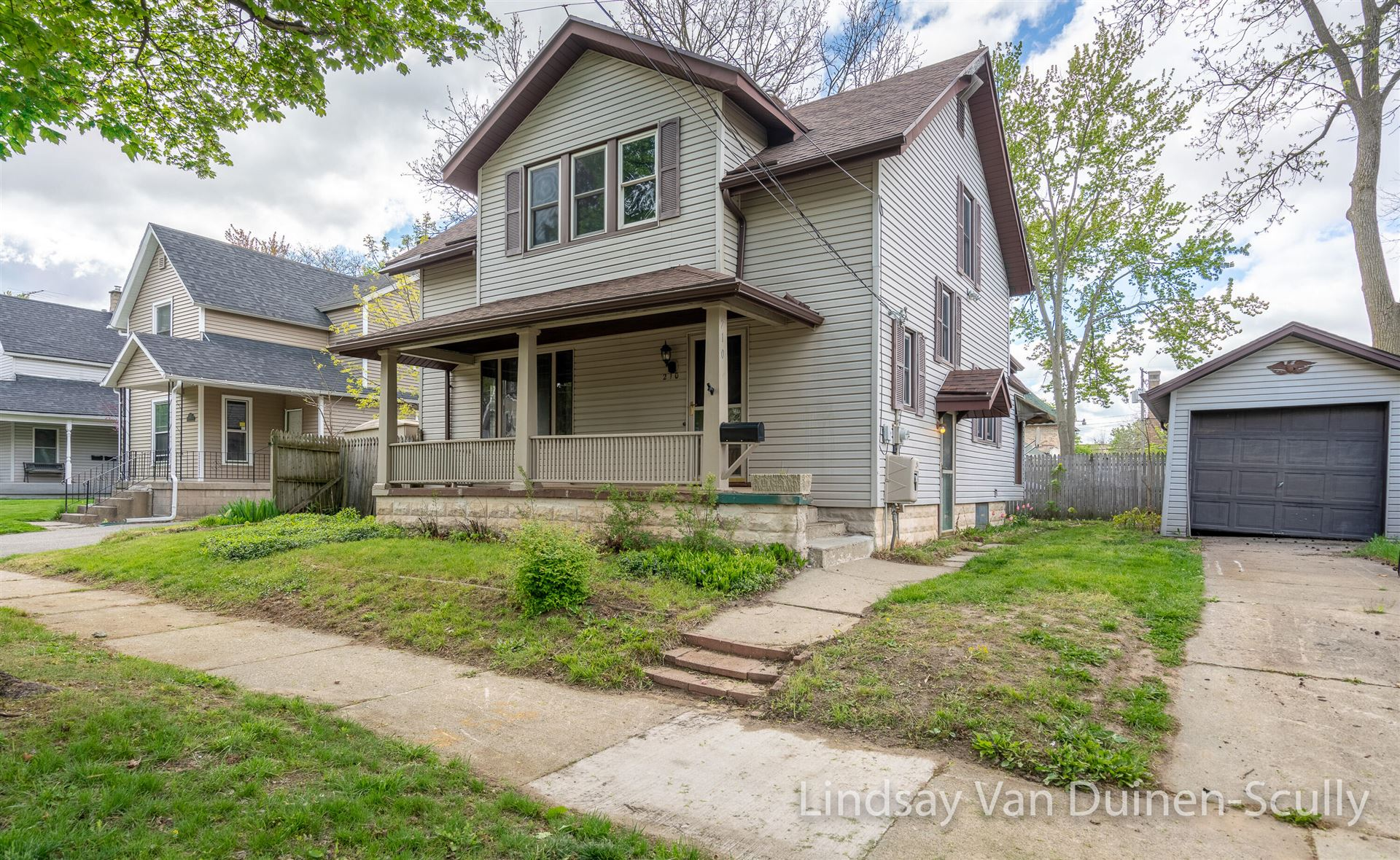 210 Dale Street NE, Grand Rapids, MI 49505 - MLS#: 21016724