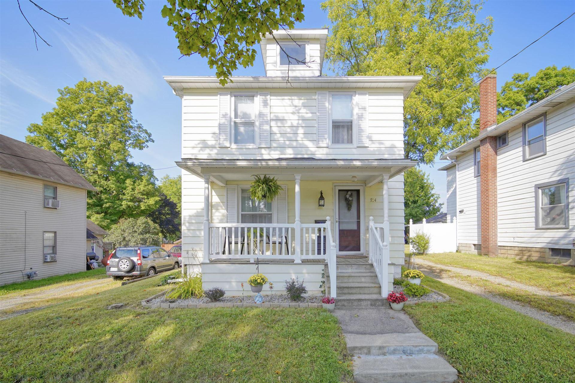 704 Loomis Street, Jackson, MI 49202 - MLS#: 21106727