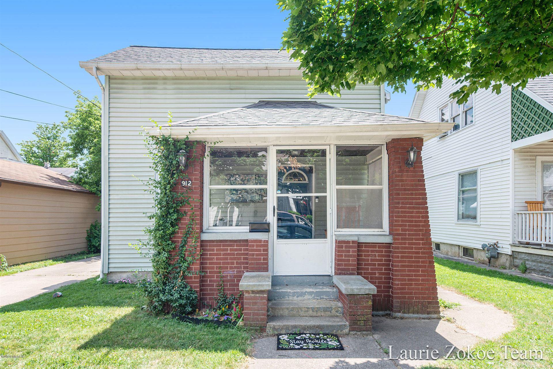912 3rd Street NW, Grand Rapids, MI 49504 - MLS#: 20025731