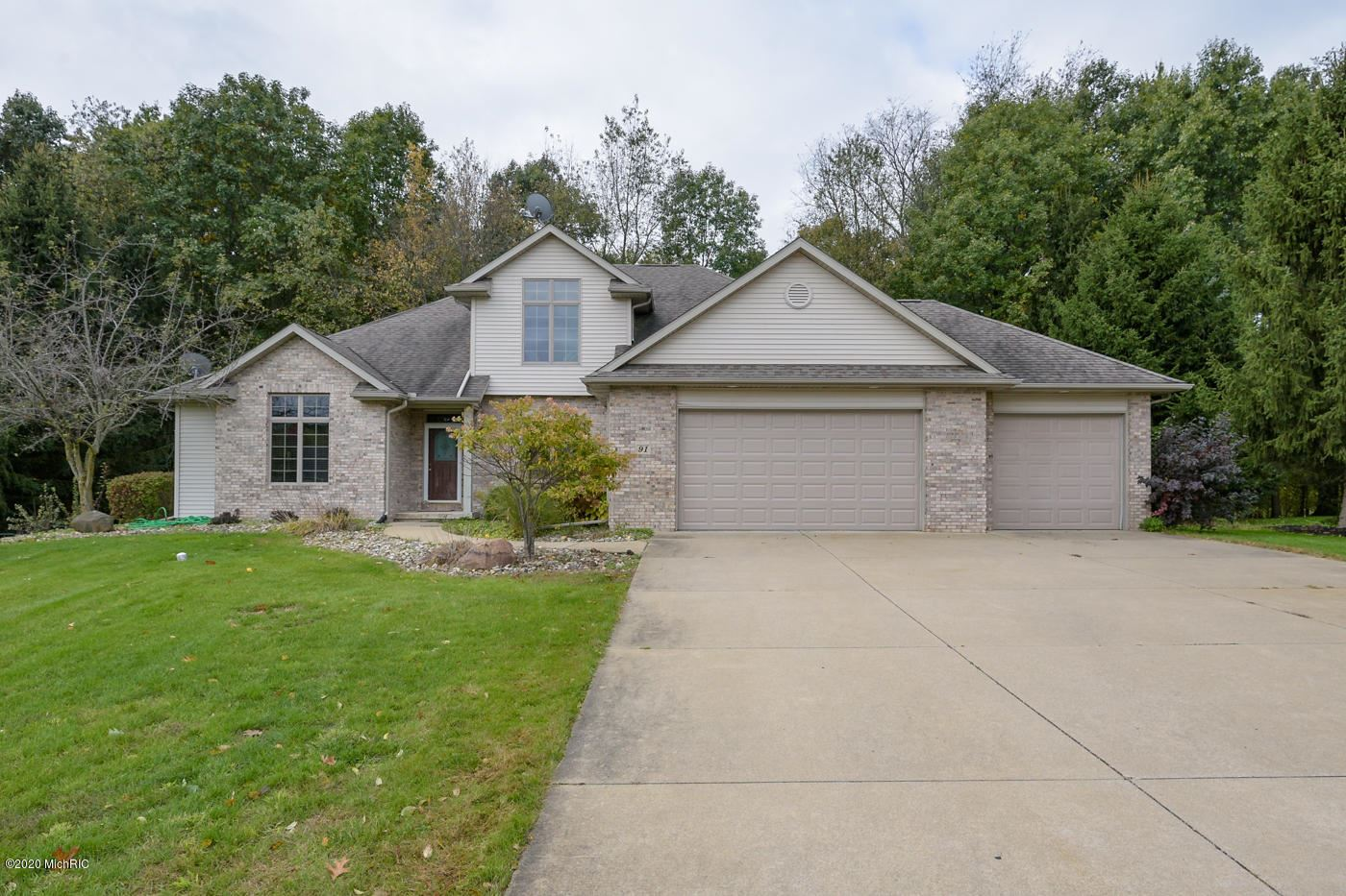 91 Country Hills Hills, Marshall, MI 49068 - #: 20014735
