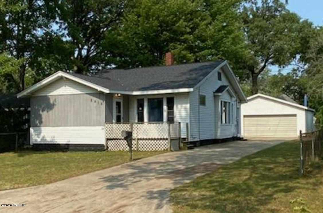 Photo of 2418 Cutler Avenue, Muskegon, MI 49441 (MLS # 20038738)