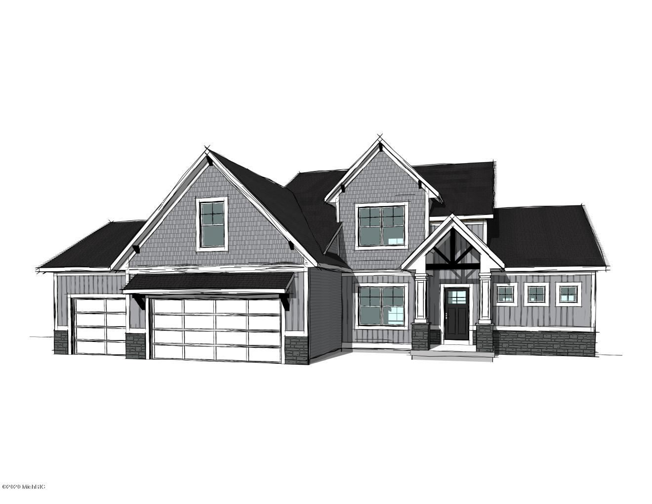 4717 West Lake Drive #Lot 46, Holland, MI 49423 - MLS#: 20045740