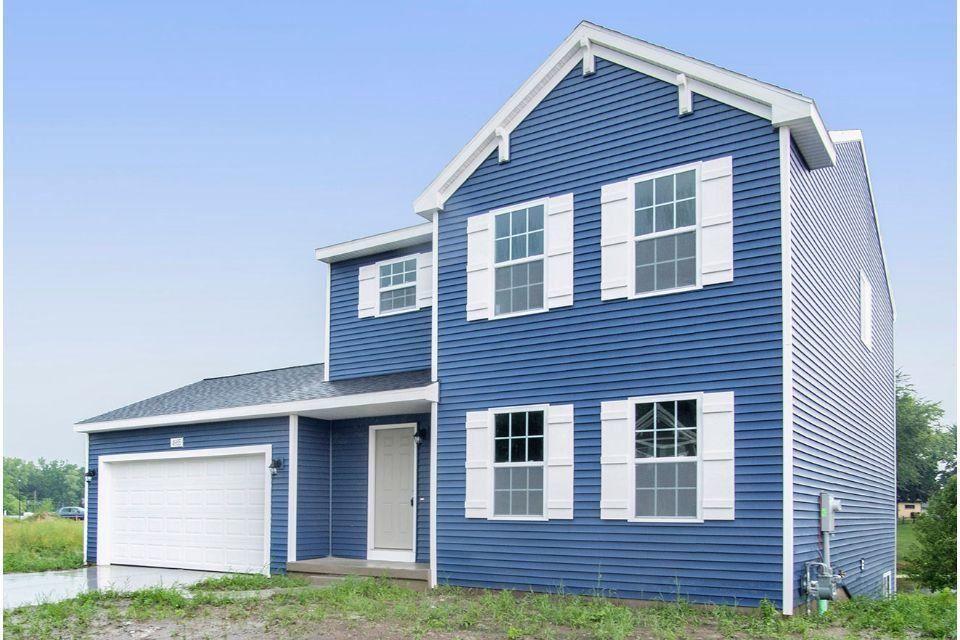 4955 Meadow Brown Drive, Hudsonville, MI 49426 - MLS#: 21098742