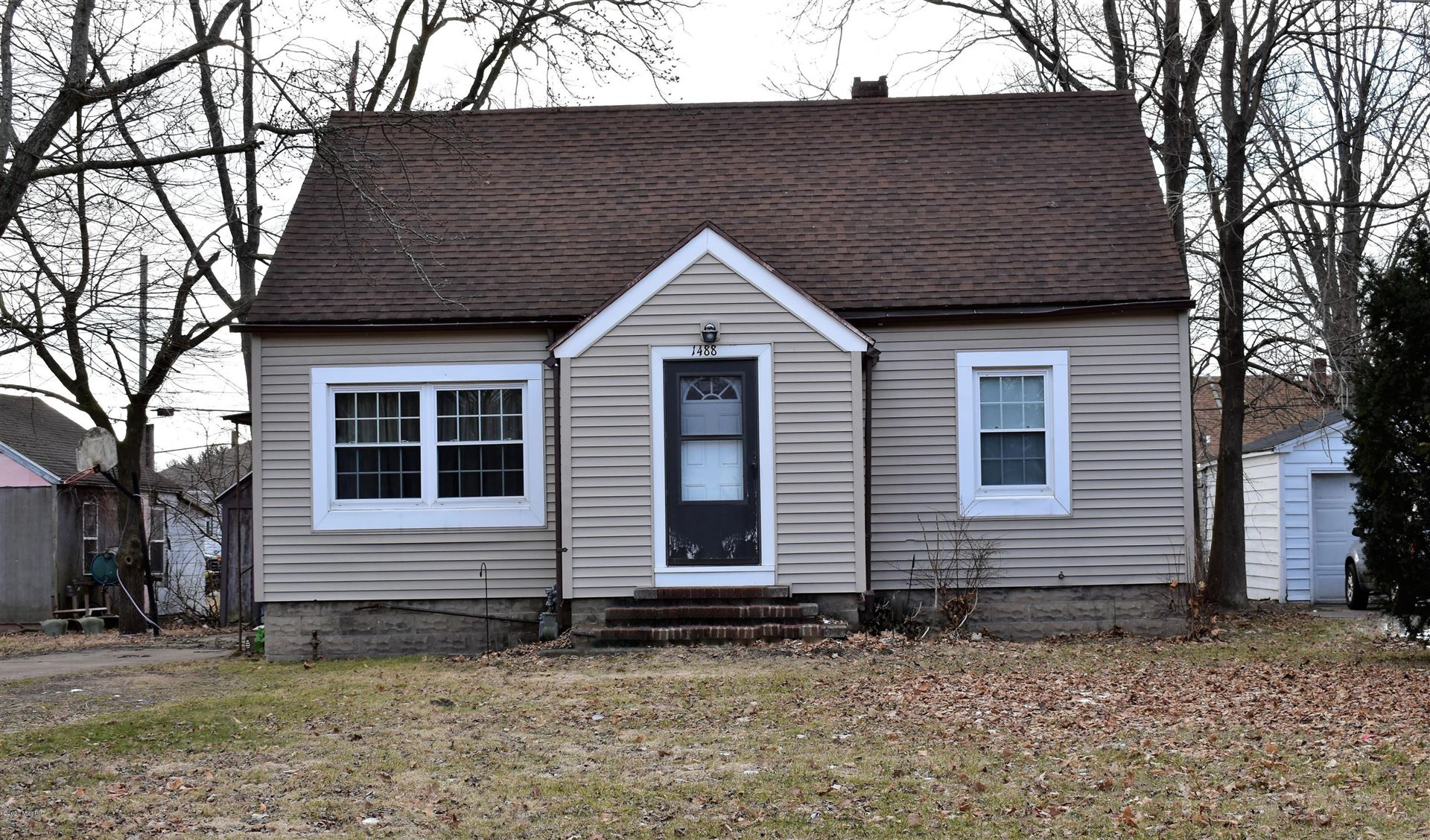 1488 Agard Avenue, Benton Harbor, MI 49022 - MLS#: 20019747