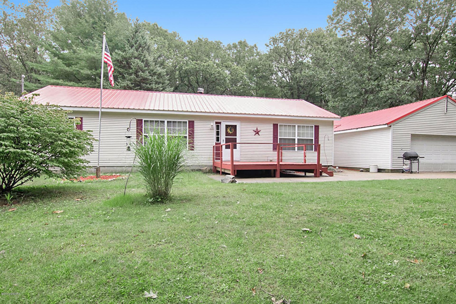 2898 Bass Lake Road, Pierson, MI 49339 - MLS#: 20037750