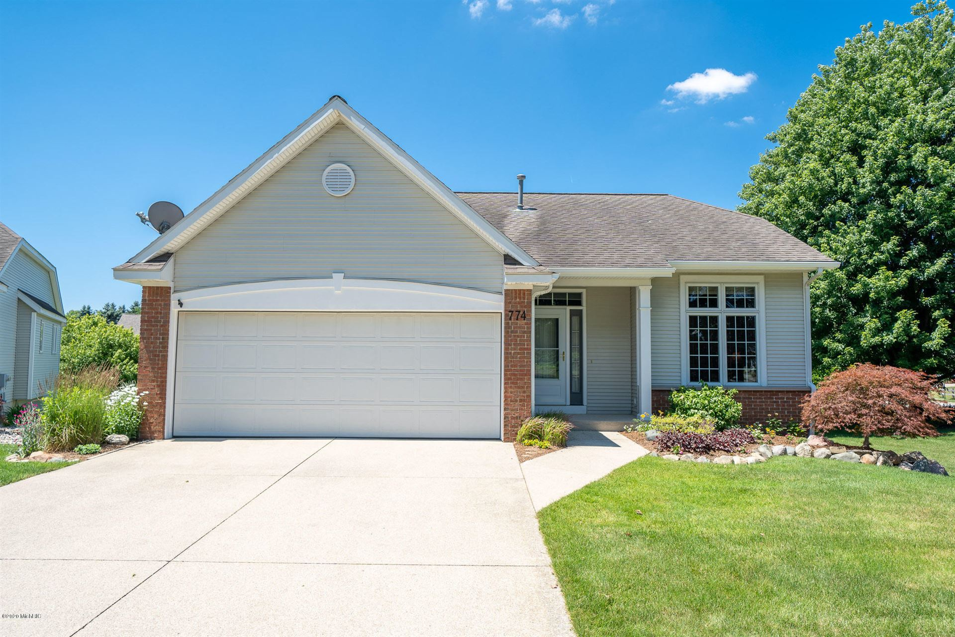 774 Holly Creek Drive #1, Holland, MI 49423 - #: 20025754