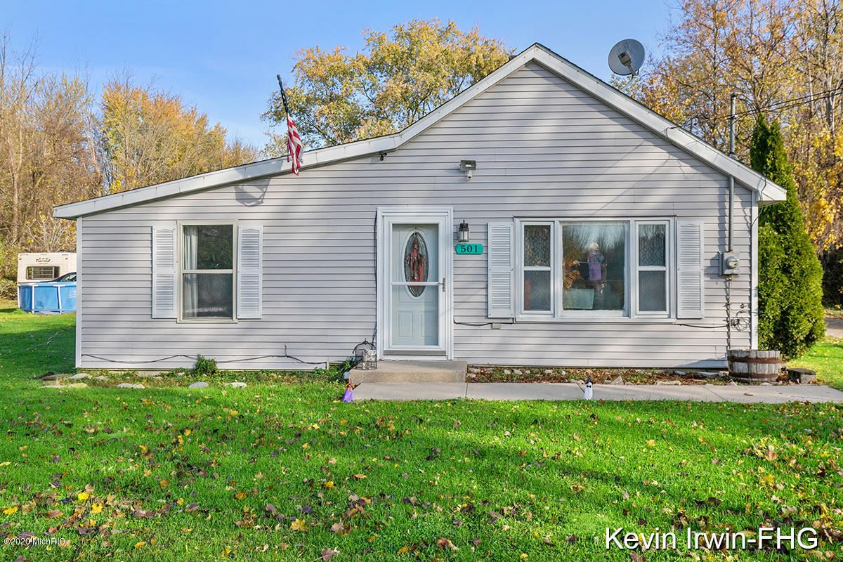 501 7 Mile Road NE, Comstock Park, MI 49321 - MLS#: 20044755