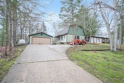 Photo of 6036 E Interlochen Road, Fountain, MI 49410 (MLS # 21011757)