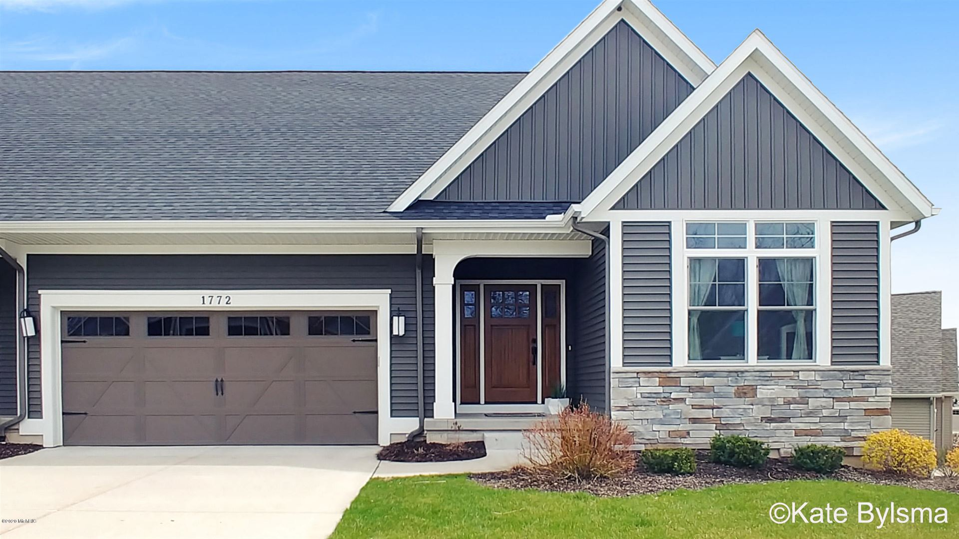 1772 North Brandon Ridge, Walker, MI 49544 - MLS#: 20013758