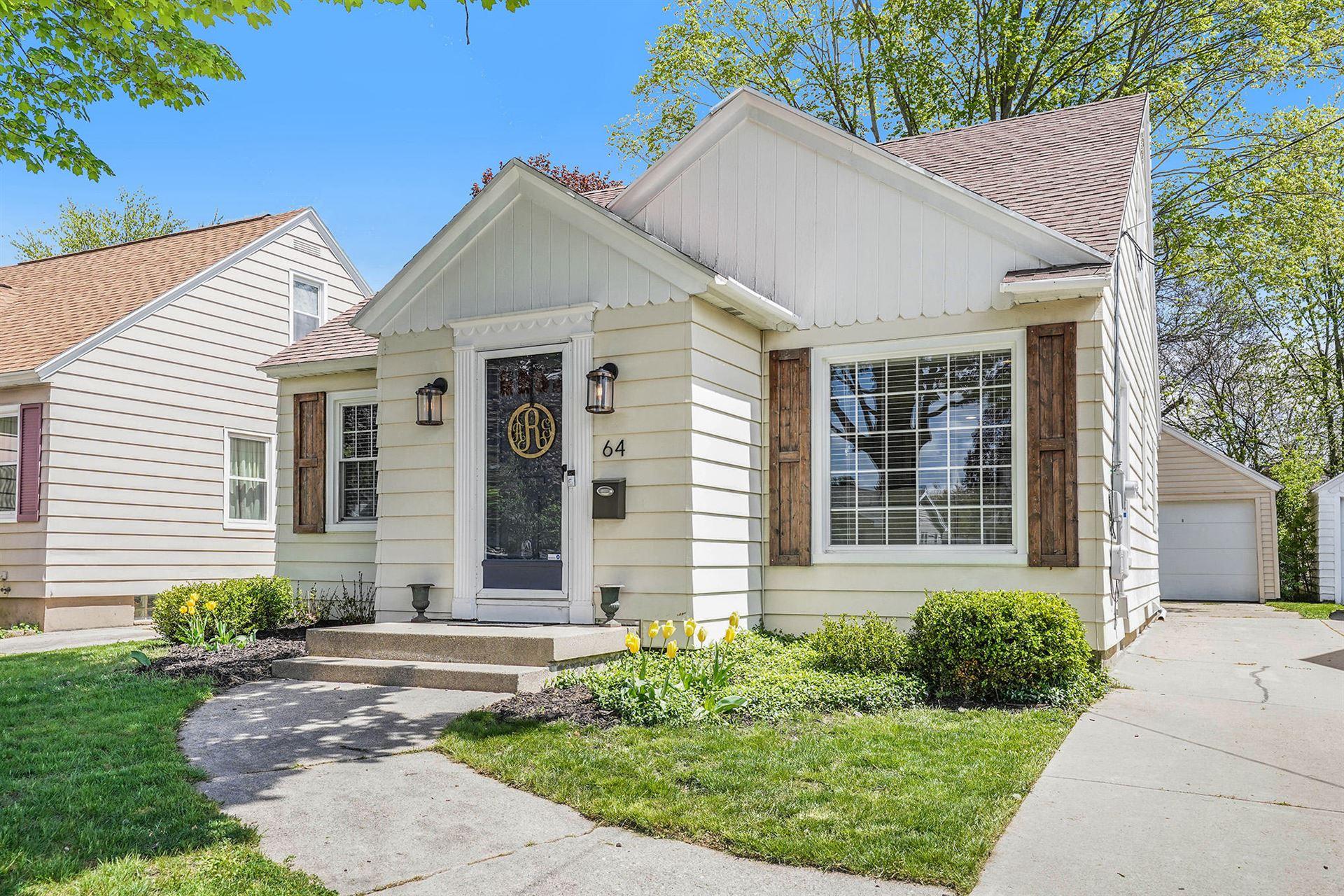 64 Wallinwood Avenue NE, Grand Rapids, MI 49503 - MLS#: 21016760