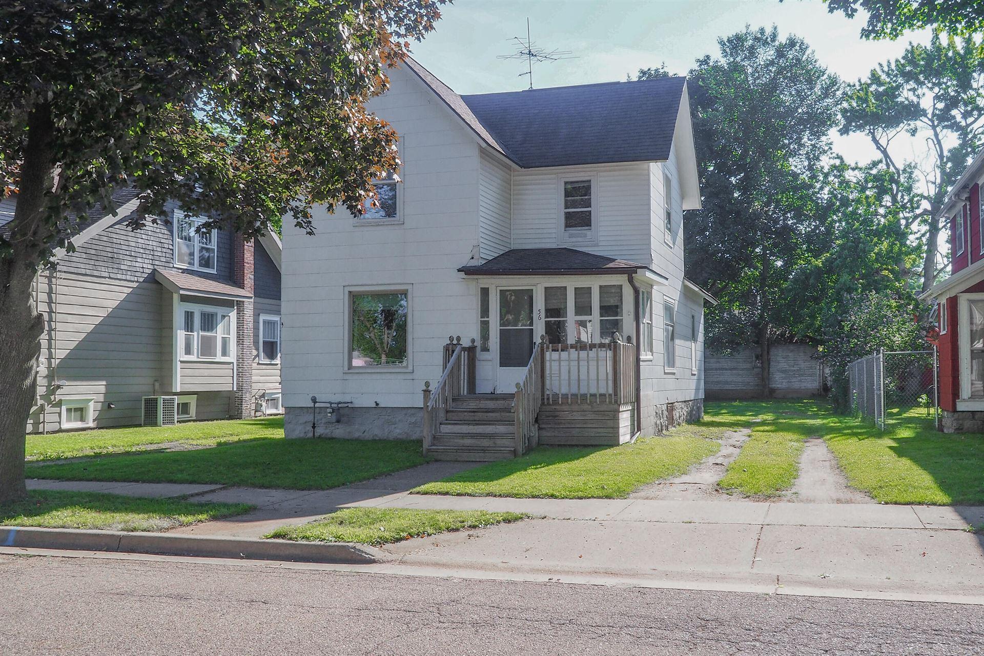56 Mckinley Avenue N, Battle Creek, MI 49017 - MLS#: 21100761