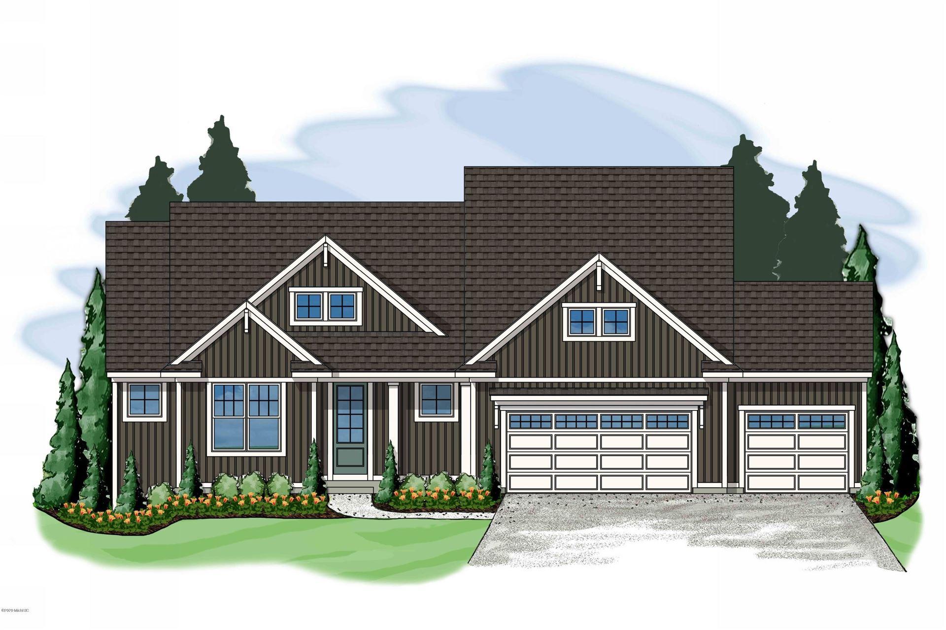 6411 W Hidden Lake Circle, Richland, MI 49083 - MLS#: 20030764