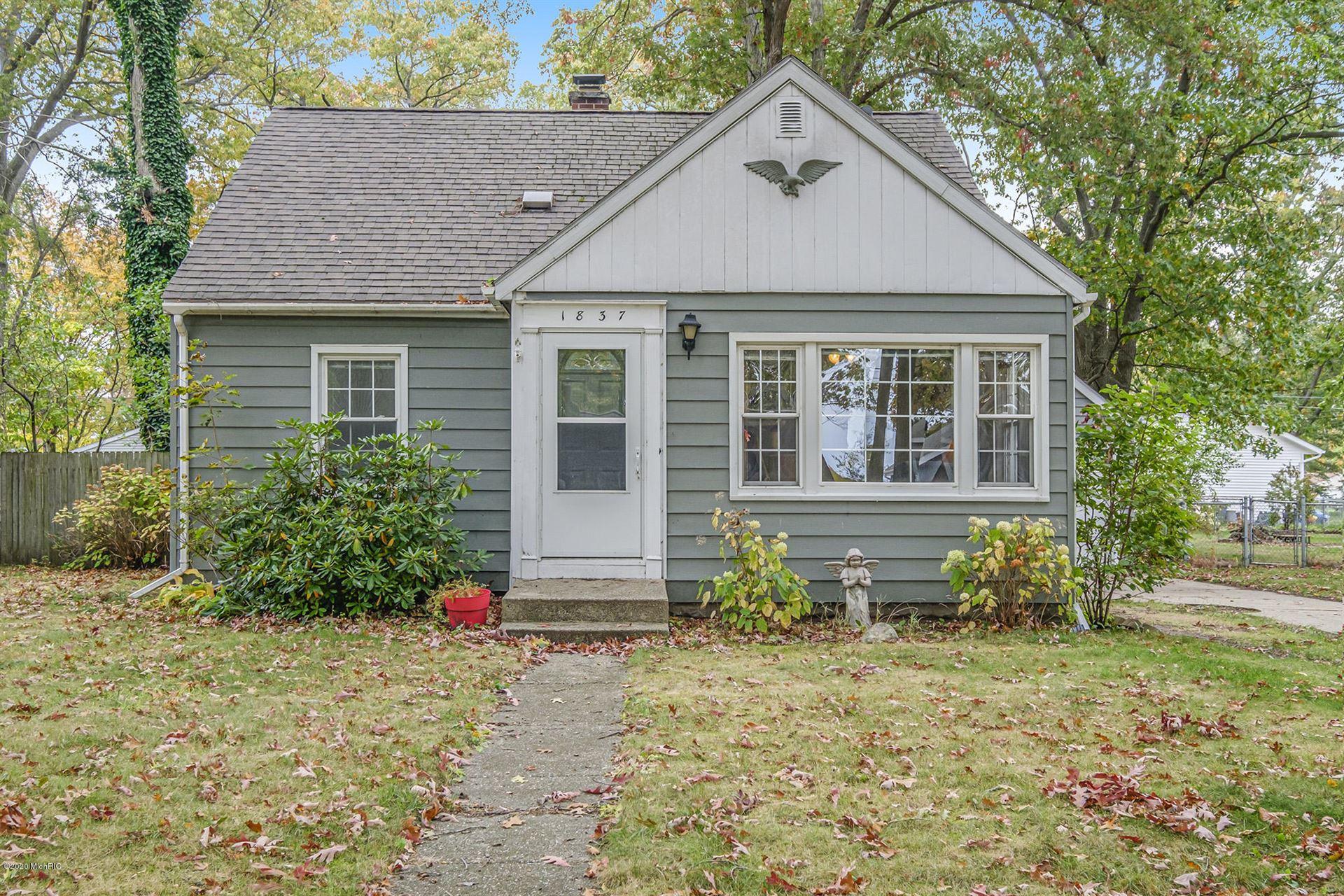 1837 Cedar Avenue, Muskegon, MI 49445 - #: 20043766