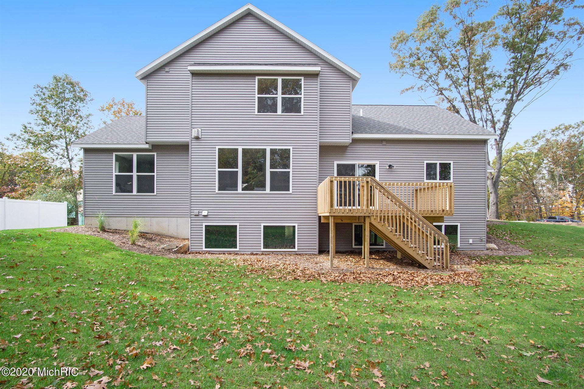 Photo of 4594 Harbor View Drive SE, Grand Rapids, MI 49512 (MLS # 20036767)